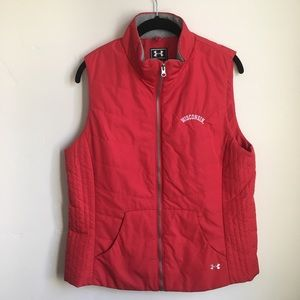 Wisconsin Badgers Vest